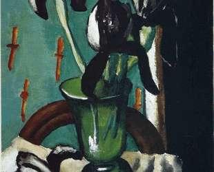 Black Irises — Макс Бекман