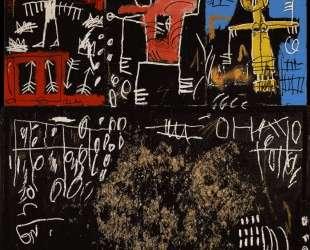 Черный Тар и перья — Жан-Мишель Баския