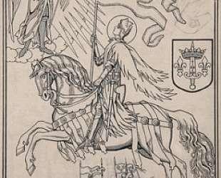 Благословение рыцаря — Иван Билибин