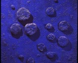 Blue Agreement — Ив Кляйн