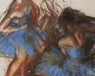 Голубые балерины — Зинаида Серебрякова