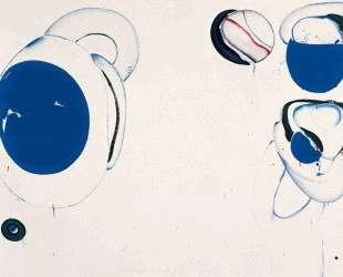 Blue Balls VIII — Сэм Фрэнсис