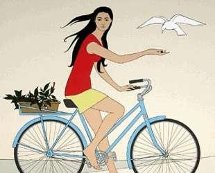 Blue Bicycle — Уилл Барнет