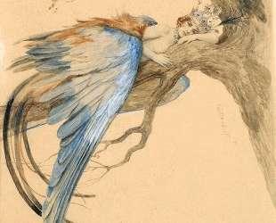 Синяя Птица (Птица Сиринъ) — Сергей Соломко