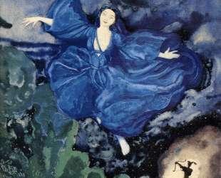 Синяя птица — Константин Сомов