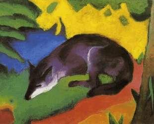 Blue Fox — Франц Марк