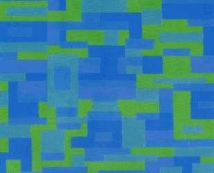 Blue-Green Painting — Эд Рейнхардт