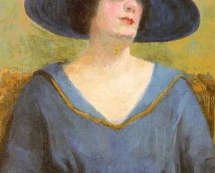 Blue Hat — Тарсила ду Амарал