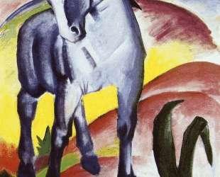 Blue Horse I — Франц Марк