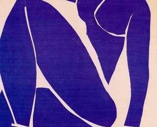 Blue Nude III — Анри Матисс
