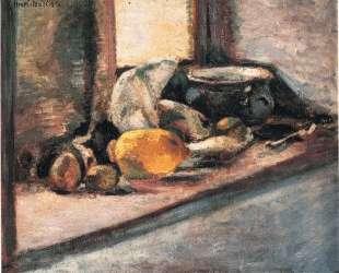 Blue Pot and Lemon — Анри Матисс