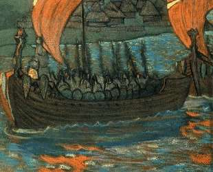 Boats — Николай Рерих