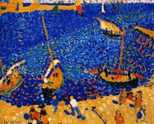 Boats at Collioure — Андре Дерен
