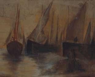 Boats in susnet — Янис Царухис