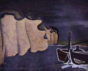 Лодки у берега — Жорж Брак