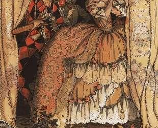 Книга маркизы. Иллюстрация 1 — Константин Сомов