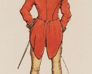 Книга маркизы. Иллюстрация 2 — Константин Сомов