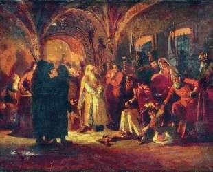 Боярин Морозов перед Иоанном Грозным — Константин Маковский