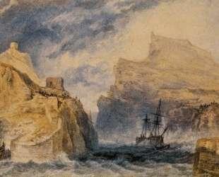Boscastle, Cornwall — Уильям Тёрнер