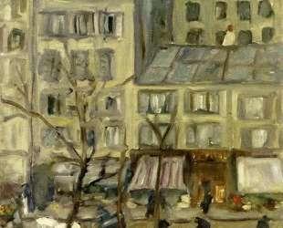 Boulevard des Batignolles — Пьер Боннар