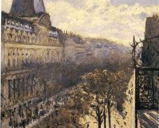 Boulevard des Italiens — Гюстав Кайботт