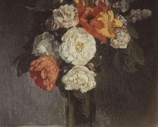 Bouquet. Abramtzevo — Виктор Васнецов