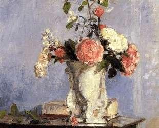 Bouquet of Flowers — Камиль Писсарро