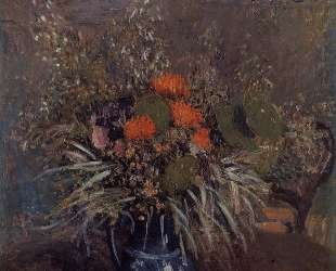 Bouquet of Flowers — Альфред Сислей