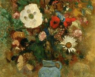 Bouquet of Flowers — Адольф Жозеф Тома Монтичелли