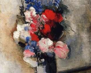 Bouquet of Flowers in a Vase — Морис де Вламинк