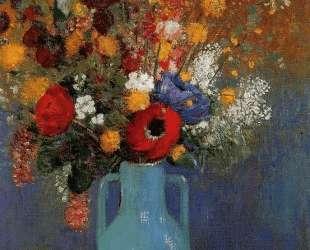 Bouquet of Wild Flowers — Одилон Редон