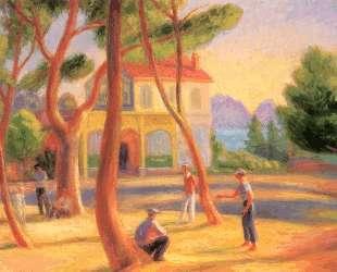 Bowlers, La Ciotat — Уильям Джеймс Глакенс