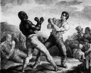 Boxers — Теодор Жерико
