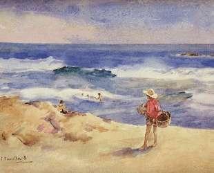 Boy on the Sand — Хоакин Соролья
