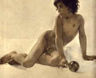 Boy with a ball — Хоакин Соролья