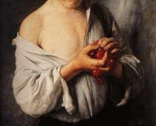 Boy with Cherries — Николаос Гизис