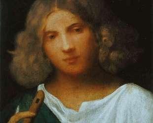 Юноша с флейтой — Джорджоне
