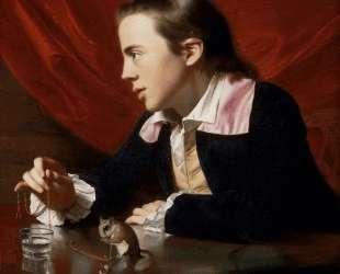 Мальчик с белкой (Генри Пэлхам) — Джон Синглтон Копли