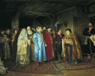 Boyar Wedding — Клавдий Лебедев