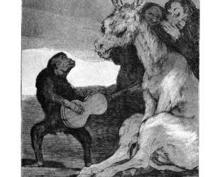 Bravissimo — Франсиско де Гойя