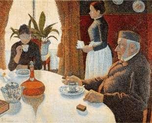 Breakfast (The Dining Room) — Поль Синьяк
