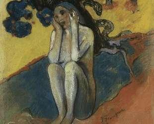 Бретонская Ева — Поль Гоген