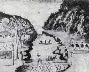 Ишачий мост (Вирис хиди) — Нико Пиросмани