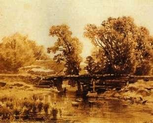 Bridge over a Brook — Фёдор Васильев