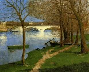 Bridge over the Loire — Максим Мофра