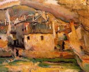 Buitrago houses — Карлос Саенс де Техада