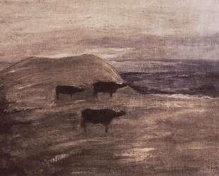 Bulls — Мартирос Сарьян