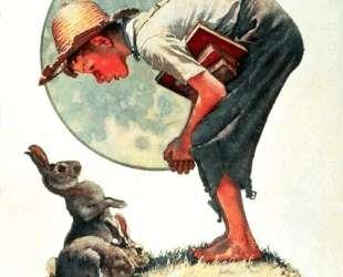 Bunny Boy — Норман Роквелл