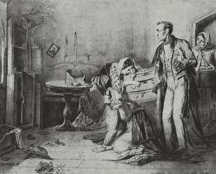 Кража со взломом в Пасхальную ночь — Василий Перов