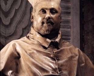 Бюст Кардинала Сципиона Боргезе — Джан Лоренцо Бернини